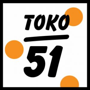 toko51 logo