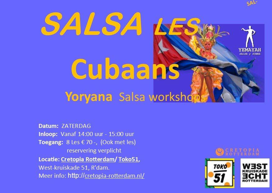 Salsa  LES   PostCard (1x1)