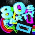 I love the 80's with Dj Djas