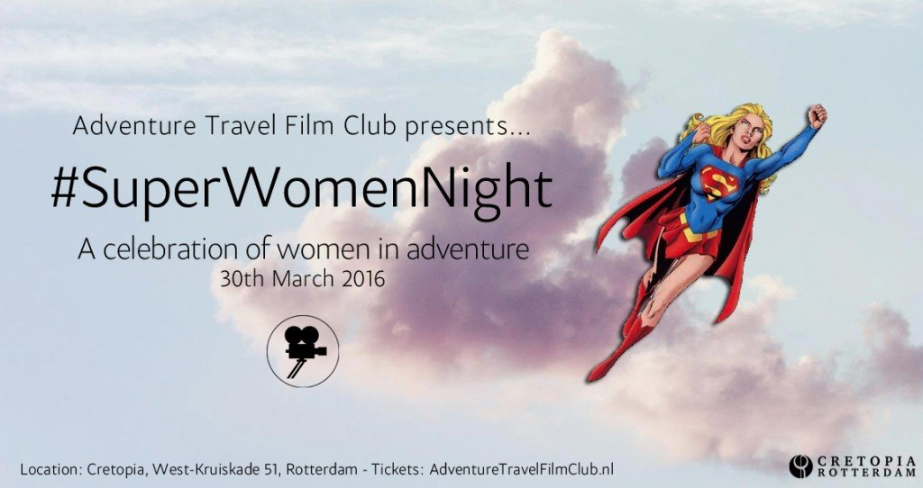 Poster SuperWomenNight