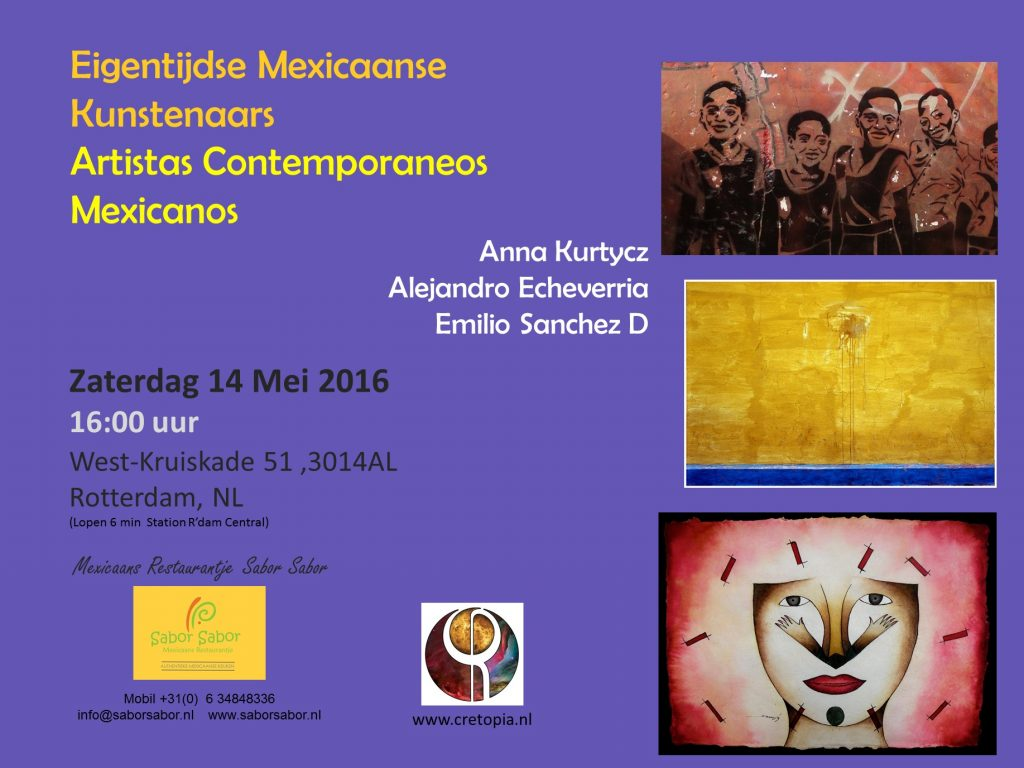 Artistas Contemporaneos Mexicanos