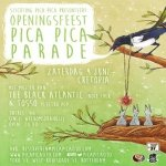 Pica Pica Parade : The Black Atlantic + TOSSO