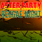 Zomercarnaval Afterparty: Reggae Night + Live Ball of Fire