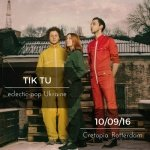 TIK TU – eclectic sound of Eastern Europe (Ukraine)